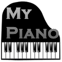 Real Piano Keyboard icon