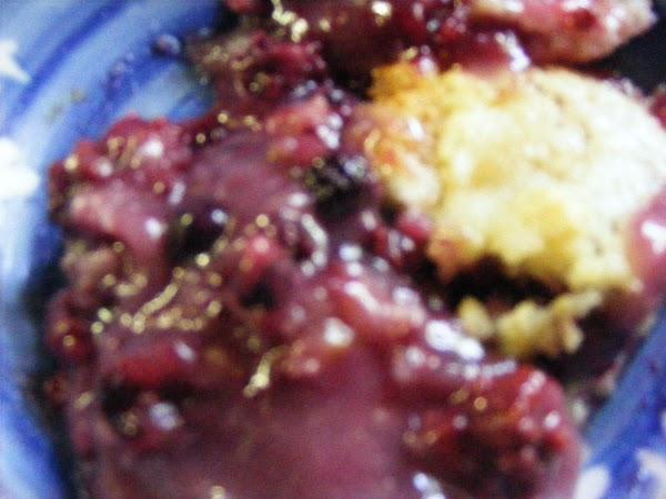 Grandma's Fruit Cobbler Recipe