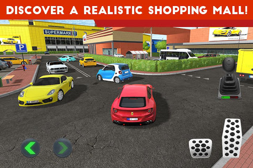 Shopping Mall Parking Lot modavailable screenshots 1