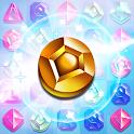Jewel Kraken: Match 3 Jewel Blast icon