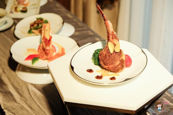 台北內湖 超鑽級美國羊肉 美福大飯店-精選美味羊排 顛覆你的印象