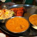 indian curry in Tokyo in Tokyo, Tokyo, Japan