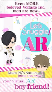Let's Snuggle! AR - náhled