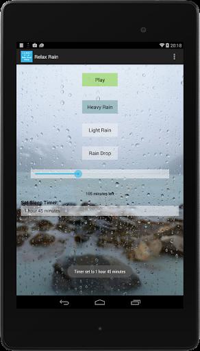 玩免費音樂APP|下載大自然的声音: 雨 app不用錢|硬是要APP