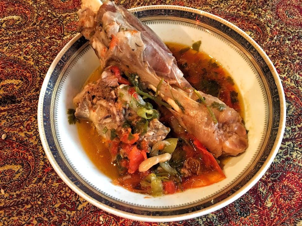 Azerbejdżan, kuchnia, Buglama