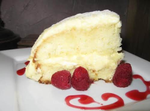 """Limoncello Creme Cake """"I just made this cake and it is to..."""