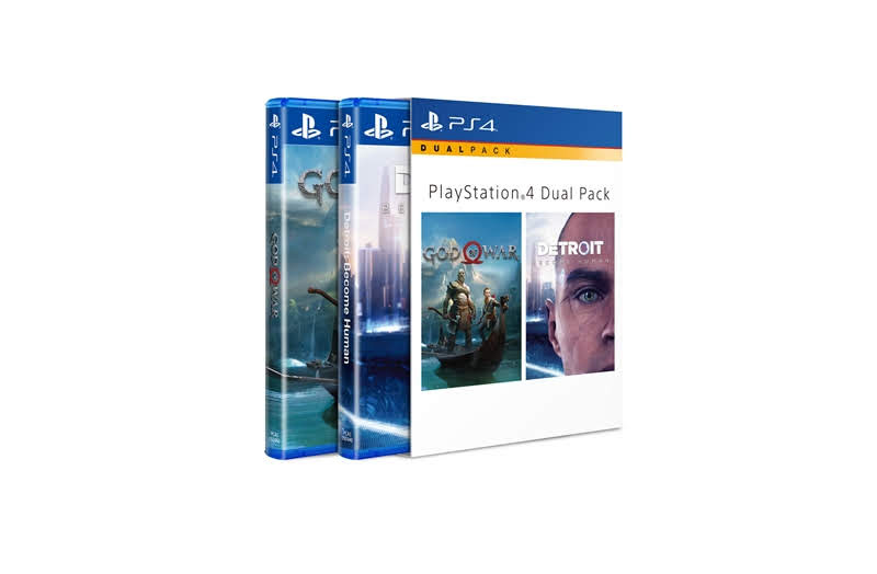 Playstation 4 Masterpiece Pack