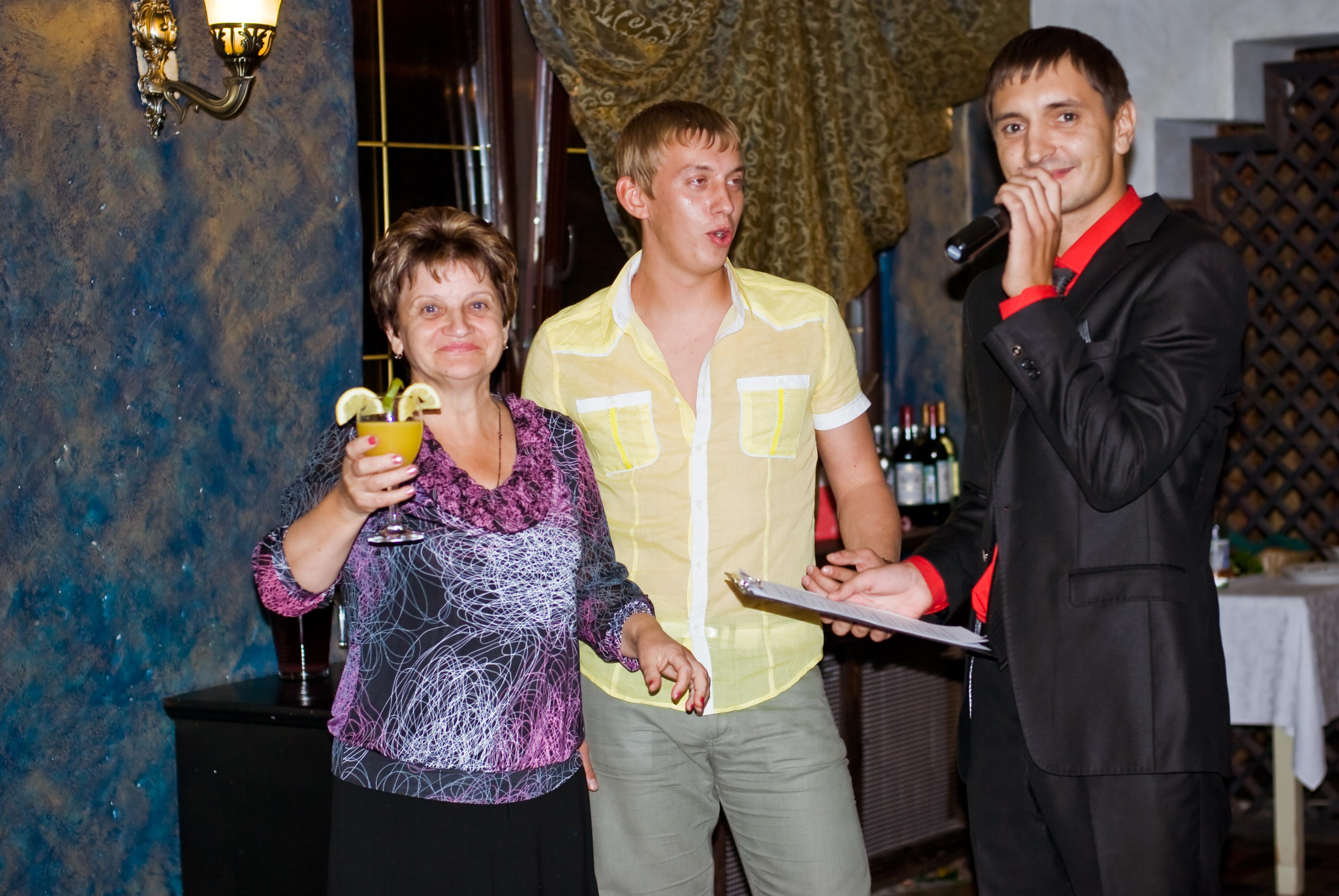 Константин Титов в Ростове-на-Дону