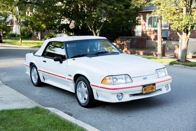 1990 Mustang GT Convertible Hire NY