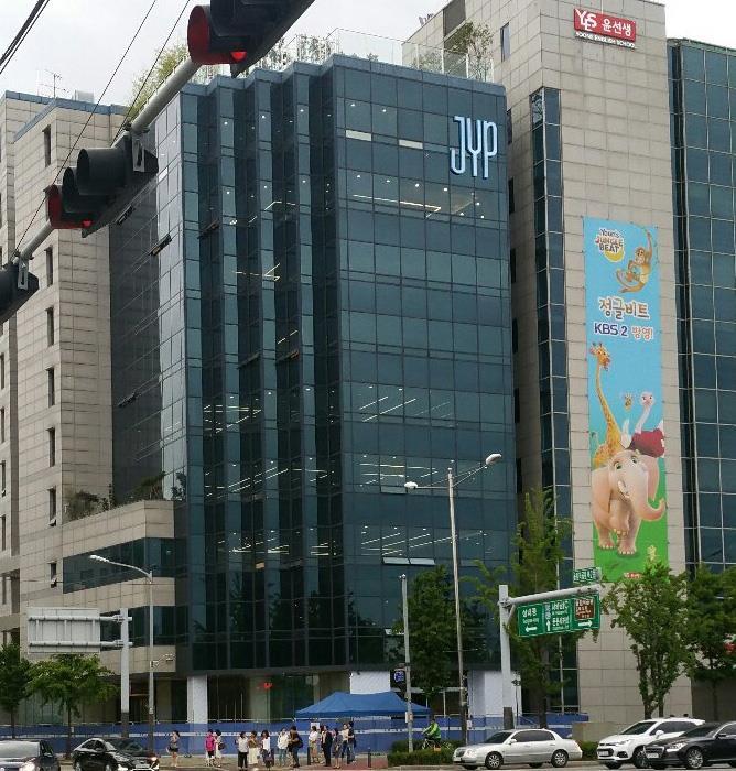 JYP Headquarters