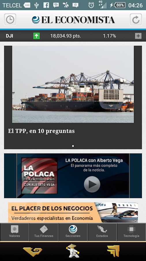 El Economista.mx- screenshot
