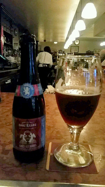 Ommegang Abbey Ale at Markt