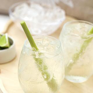 Lemongrass Spritzer.