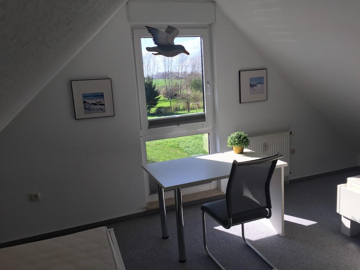 3-Zi-Ferienwohnung MÖWENNEST ARENDSEE in Kühlungsborn