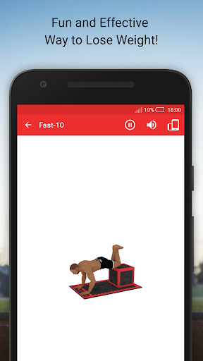 Weight Loss Workouts at Home app for Android screenshot