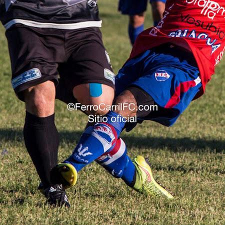 Ferro Carril 1 - Nacional 2: se sintió la inferioridad numérica (3a Fecha Liguilla 2016)