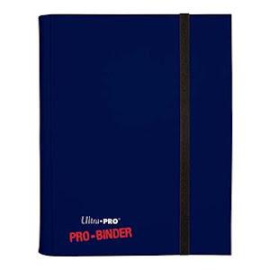 Mörkblå PRO-Binder pärm