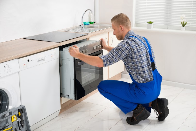 Montaż kuchenki