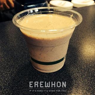 Erewhon 20 oz. BulletProof Coffee Smoothie.