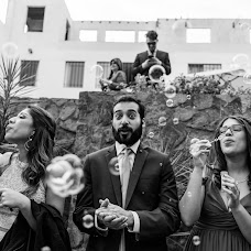 Wedding photographer Eugenia Orellana (caracoldementa). Photo of 17.11.2017