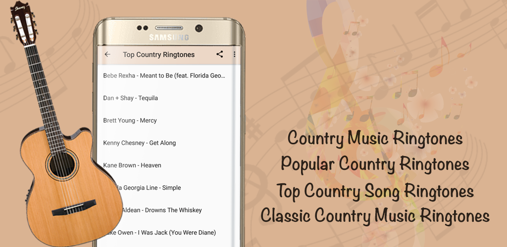 Download Best Country Ringtones - Top Country Songs APK