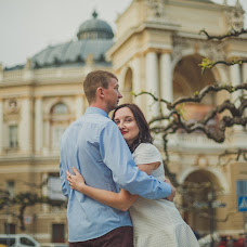 Wedding photographer Alena Marinenko (Marinenko). Photo of 07.06.2017
