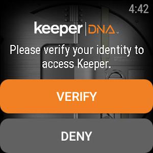 12 Keeper® Password Manager App screenshot