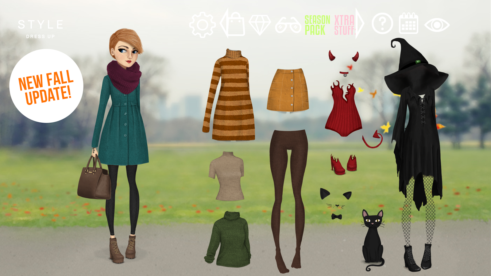 Style Dress Up Game- screenshot