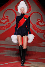 Photo: Ulyana Sergeenko Couture Fall/Winter 2012/13