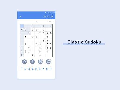 Sudoku – Free Classic Digital Puzzle Game 5