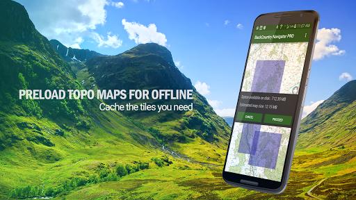 BackCountry Navigator TOPO GPS v6.5.3 [Paid]
