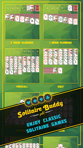 Solitaire Buddy Gold 1.0.8 screenshots 1