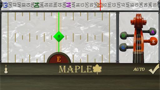 Maple Violin 3.0.1 screenshots 4