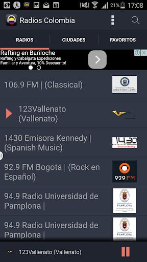 Radios Colombia FM