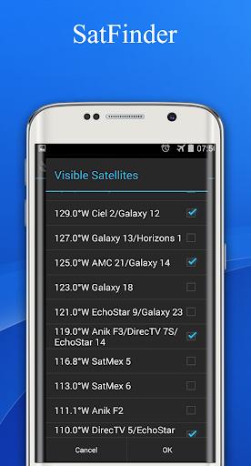 Satfinder 2018 Pro - Find TV Satellites 1.0 screenshots 5
