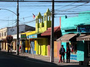 Foto: Chile, Santa Cruz, 2004  © Eckhard Supp