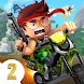 Ramboat 2 - The metal soldier shooting game - Androidアプリ