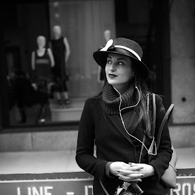 Woman With Camera by VAM Photography - People Street & Candids ( easter, woman, camera, nyc, places, street photography,  )