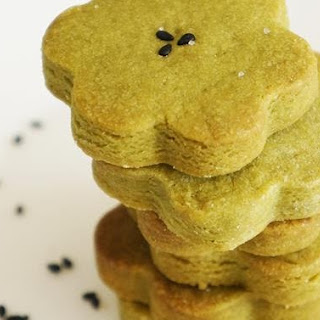 Matcha (Green Tea) Cookies Recipe