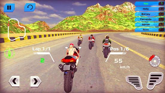 Bike Racing Game Free 2020 for PC-Windows 7,8,10 and Mac apk screenshot 2