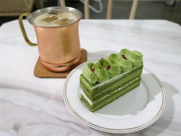 青田甜作 AOTa D&C -- 溫馨又愜意的手作甜點店