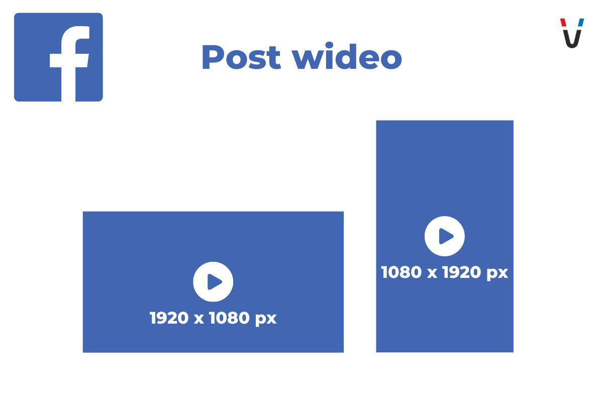 post wideo fb wymiary