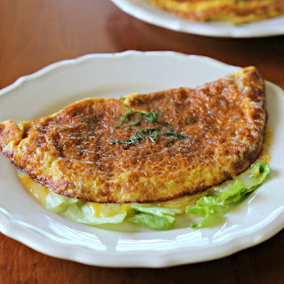 Tarragon Eggs Omelette Recipes