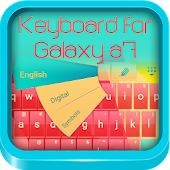 Keyboard for Samsung Galaxy A7