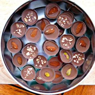 Swedish Ischoklad (Ice Chocolate)