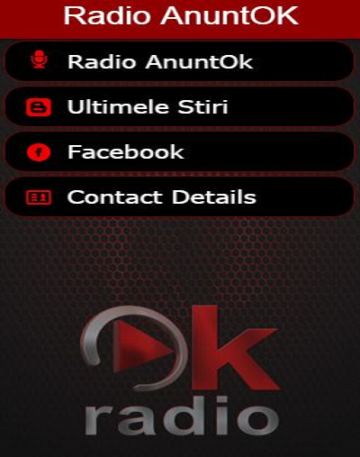 Radio OK- screenshot