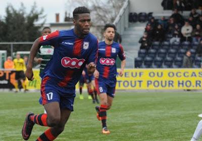 Officiel !  Un joueur offensif échange le FC Liège pour Namur