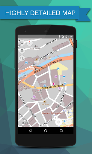 시에라 리온 GPS 네비게이션