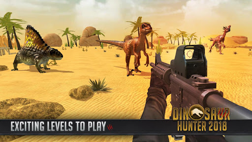 Dinosaur Hunter 2018 1.4 gameplay | by HackJr.Pw 8
