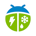 Weather by WeatherBug: Live Radar Map & Forecast icon